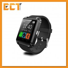 Evatronic U8 UWatch Bluetooth Touch Screen Smart Watch - Android Smart Wrist Wear Notification (Black)