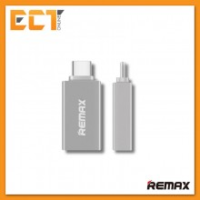 Genuine REMAX OTG TYPE-C To USB 3.0 Adapter RA-OTG1 (For Android) - Silver