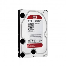 """Western Digital 3.5"""" 2TB Caviar Red Internal Hard Disk (WD20EFRX)"""
