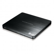 LG Ultra Slim Portable External 8X DVD Writer with M-DISC Support (GP60NB50)