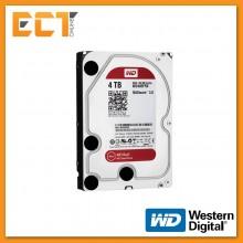 """Western Digital 3.5"""" 4TB Caviar Red Internal Hard Disk (WD40EFRX)"""