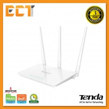 Tenda F3 Superior and Affordable Router