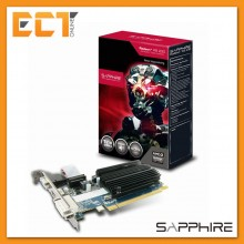 Sapphire R5 230 1GB DDR3 UEFI PCI-E Graphic Card (VGA + HDMI + DVI-D)