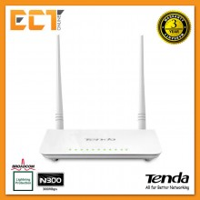 Tenda D301 Wireless N300 ADSL2+ Modem Router