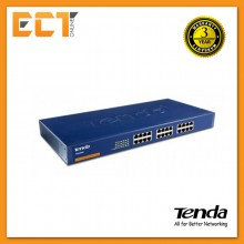 Tenda TEH2400M 24-Port 10/100 Switch Network Hub