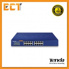 Tenda TEG1016D 16-Port Gigabit Desktop/Rackmount Switch
