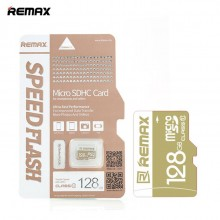 Remax 128GB Class 10 80MB/s Fast Performance Micro SDHC Memory Card
