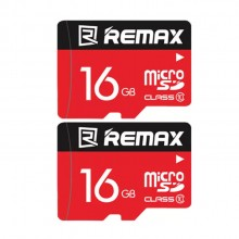 (Bundle) 2 x Remax 16GB Class 10 80MB/s Fast Performance Micro SDHC Memory Card