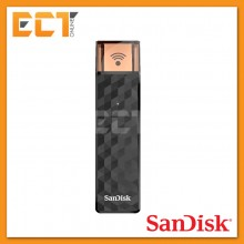 SanDisk Connect Wireless Stick 32GB USB Flash Drive (SDWS4-032G-P46)