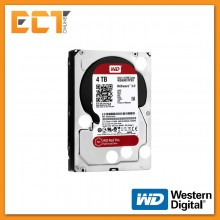 "Western Digital 3.5""  Caviar Red 4TB Pro Internal Hard DIsk (WD4001FFSX)"