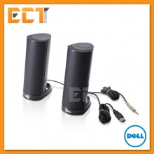 Dell AX210 USB Stereo Speaker System - Black