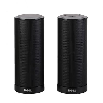 Dell AX210 USB Stereo Speaker System - Black