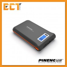 Pineng PN-966 10000mAh Fast Charging LCD Display Power Bank (Black)