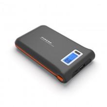 Pineng PN-966 10000mAh Fast Charging LCD Display Power Bank (Black)