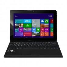 JOI 10 Flip 64GB Window 10 Tablet + Flexicover Keyboard (Black)