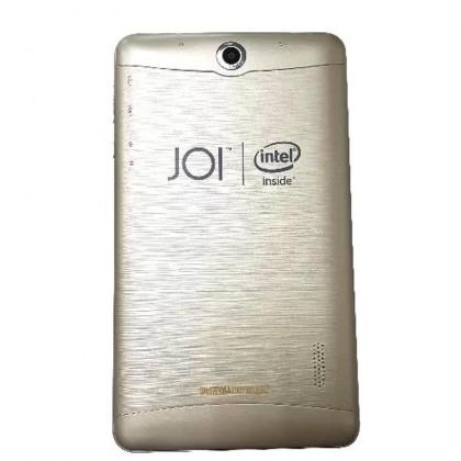 Intel Inside JOI 7 Lite 8GB Dual Sim + Universal Booklet Case + Screen Protector (Gold)