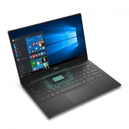 "Dell XPS 13 (9360) QHD Ultrabook Notebook (i7-7500U,256GB SSD,8GB,13.3""QHD Touch,W10) - Silver"