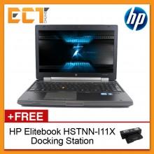 "(Refurbished) HP EliteBook 8560W Mobile Workstation (i5-2540M 3.30GHz,500GB,4GB Ram,Nvidia Quadro 1000M-2G D3,15.6"" FHD,7PRO )"