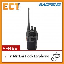 Baofeng BF-888S Portable Walkie Talkie with High Illumination Flashlight
