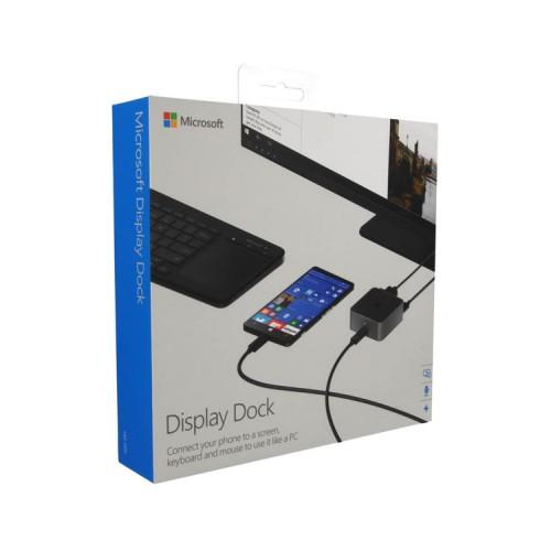 Microsoft Hd 500 Display Dock Station Grey