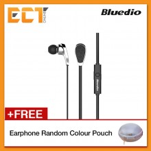 Bluedio N2 Bluetooth 4.1 Lightweight Ultra HD Voice Headphone (Black)