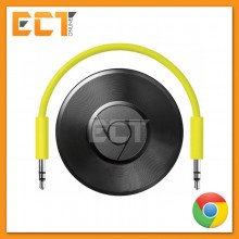 Google Chromecast Audio - Audio Streaming Device (Genuine / 1 Year Warranty)