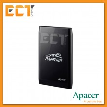 Apacer Panther AC235 1TB USB 3.1 Portable External Hard Disk Drive Special Edition (Black)