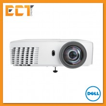 Dell S320 3D XGA (1024 x 768) Native Resolution Network Projector (White)