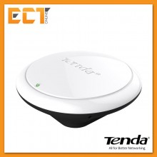 TENDA i12 Wireless N300 POE Ceiling Access Point (40 Concurrent Clients) - GE PORT