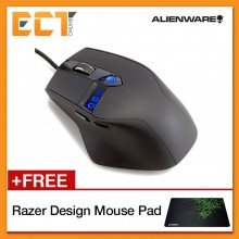 Alienware TactX Gaming Mouse with 5000 DPI Laser Engine  Super Deal