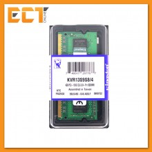Kingston 4GB DDR3 1333MHZ Notebook RAM (PC3-10600) - KVR13S9S8/4