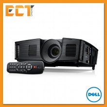 Dell 1450 XGA (1024 x 768) Native Resolution Standard 3D DLP Projector (Black)