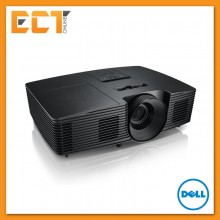 Dell 1220 SVGA (800 x 600) Native Resolution DLP Projector (Black)