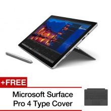 Microsoft Surface Pro 4 i5 128GB/256GB + Free Type Cover Black