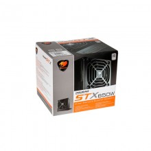 Cougar STX Series 80 Plus Efficiency 650W Power Supply