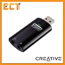 Creative SB1140 Sound Blaster Play External USB Sound Card