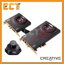 Creative SB1510 Sound Blaster ZXR Studio-Grade Audio Quality Sound Card
