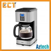 Aztech AFC6600 Silvertone Drip Filter Coffee Maker