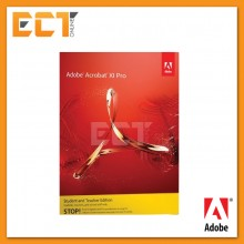 Genuine Adobe Acrobat XI Pro Full Package for Windows (Education Edition)