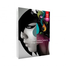 Adobe Creative Suite 6 (CS6) Design Standard Full Package for Windows/Mac (Commercial Pack)