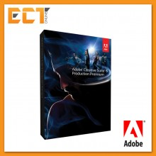 Adobe Creative Suite 6 (CS6) Production Premium Full Package for Windows/Mac (Commercial Pack)