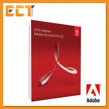 Adobe Acrobat Pro DC Full Package for Windows (Commercial Pack)