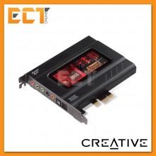 Creative Sound Blaster Recon3D Fatal1ty Professional PCIe Sound Core3D Card (SB1356)