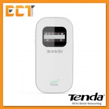 Tenda 3G185 Wireless Portable High Speed WiFi Hotspot Enable to Directly Plug Sim Card Built-in 2000mAh Mobile Battery