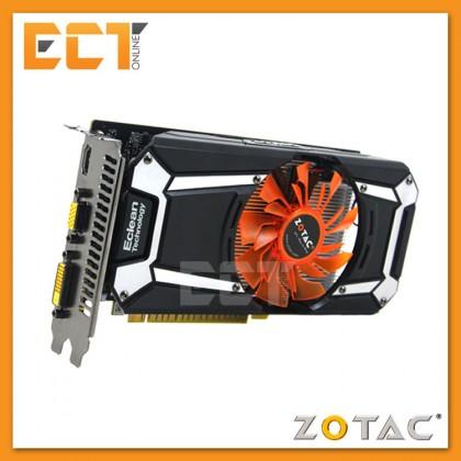 (Bulk Pack) ZOTAC GTX 750 1GB GDDR5 128Bit Graphic Card (HDMI,DVI,VGA)