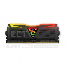 Geil Super Luce 8GB DDR4 2400MHz Single Channel Kit Desktop PC Gaming RAM with RGB LED (PC4-19200)
