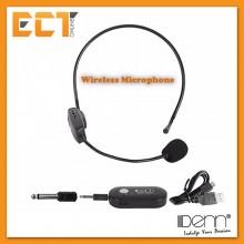 DENN DM-200U Mono UHF Wireless Microphone