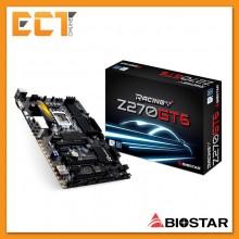 Biostar Z270GT6 VER.5.0 LGA1151 Socket 6 PCI-E Slot ATX Form Factor Motherboard (Mining Board)