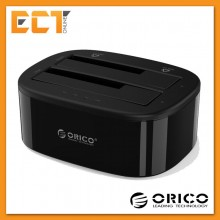 Orico 6228US3-C 2Bay Usb 3.0 Hard Drive Dock with Standalone Clone