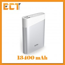 LeTV LeUPB-211D 13400mAh Portable Mobile Power Bank - Silver